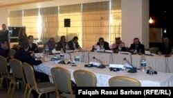 ورشة عمل لاعضاء لجنة الامن والدفاع النيابية
