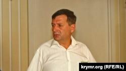 Один из лидеров крымско-татарского народа Ахтем Чийгоз, заместитель главы меджлиса крымских татар.