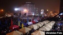 Стотисячний Євромайдан у Києві