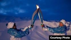 Открытие Олимпиады в Сочи 2014 г.