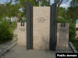 Памятник чехословацким легионерам в Красноярске