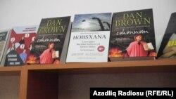 Müxtəlif nəşriyyatlardan 3500 kitab gətirilib.