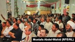 مؤتمر السجناء السياسيين السابقين في كربلاء