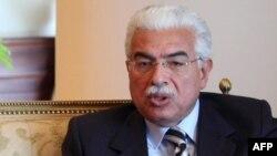 Египеттің бұрынғы премьер-министрі Ахмед Назиф.