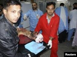 Povređeni u bombaškim napadima u Bagdadu