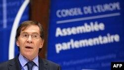 PACE Chairman Jean-Claude Mignon
