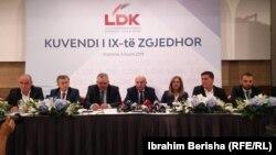 Kuvendi zgjedhor i LDK-së