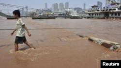 Poplave u Kini, arhivska fotografija