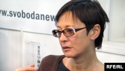 Ирина Хакамада в студии Радио Свобода