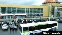Уфа тимер юл вокзалында эвакуация