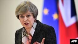 Theresa May, 9 Mart , 2017