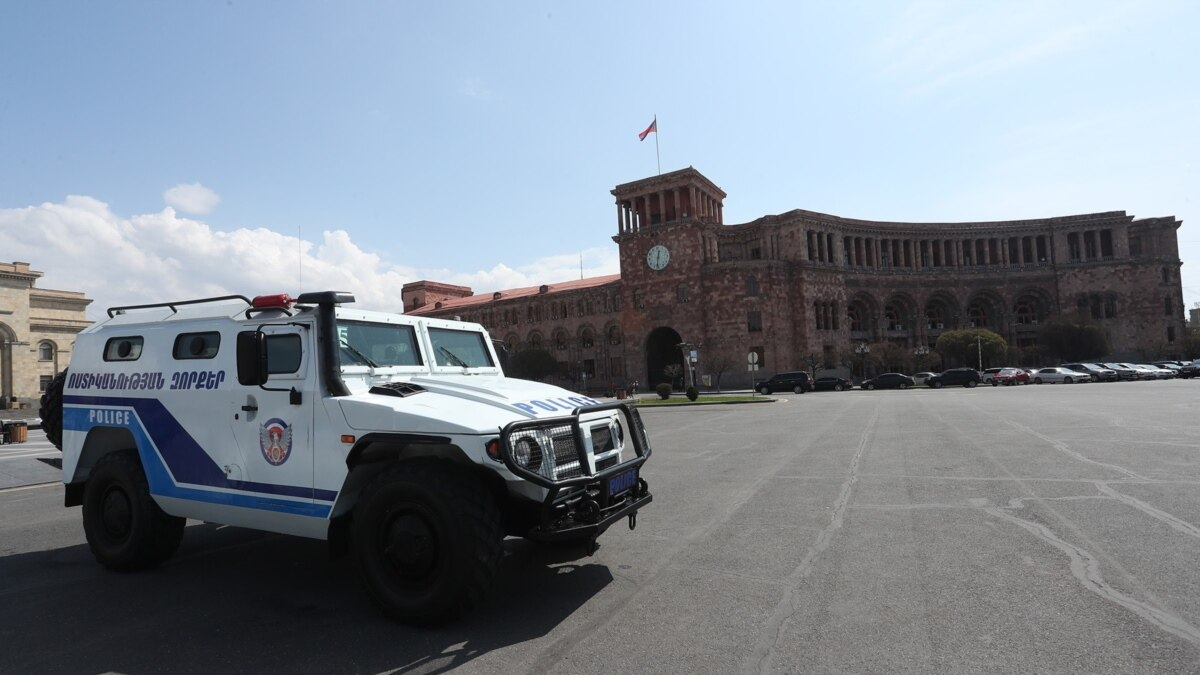 Armenia Again Extends Coronavirus State Of Emergency