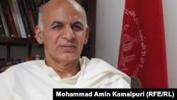 داکتر اشرف غنی احمدزی