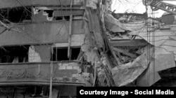 Imagine de la cutremurul din 4 martie 1977