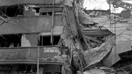 La București la 4 martie 1977...