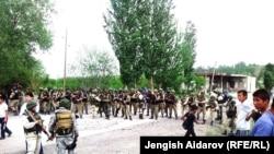 Чек аранын такталбаганы ар кандай чыр-чатактардын чыгышына себеп. Баткен, Жеке Өрүк. 8-май, 2014-жыл