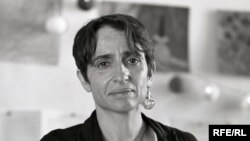 Masha Gessen, former RFE/RL Russian Service Director.