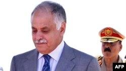 Поранешниот либиски премиер од времето на Гадафи, Ал Багдади Али Ал Махмуди.