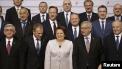 Șefii de state prezenți la summitul de la Riga