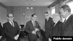 1992 елгы Татарстан Фәннәр академиясенең хисап җыелышы