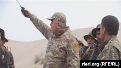 Afghan First Vice President Abdul Rashid Dostum had chased the militants from villages in the Hamyab district of Jowzjan and vowed to wipe out the group on the island.