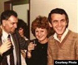 Vlad Georgescu, Gertrud Dumitrescu și N. C. Munteanu