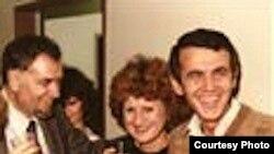 Impreună cu Vlad Georgescu și Gertrude Dumitrescu