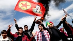 The PKK is listed as a terror group by Turkey and its Western allies.