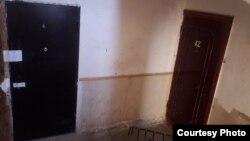 Квартиры, в которых жили старики-инвалиды в Бухаре.