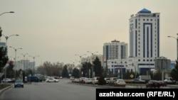 Түркіменстан, Ашғабад қаласы.