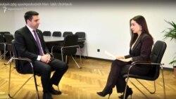 Տոնական բլից հարցազրույց ԱԺ փոխնախագահ Ալեն Սիմոնյանի հետ