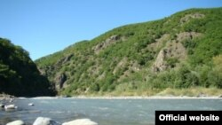 Река Лиахва