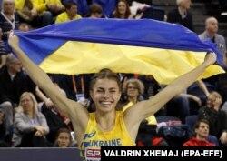 Українська спортсменка Марина Бех-Романюк