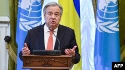 ООН-ан Инарлан секретар Гутерриш Антониу.