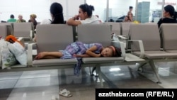 Aeroport, Türkmenistan