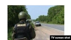 В Приморье идет операция по поиску группы, нападающей на милиционеров (Стоп-кадр vesti.ru)