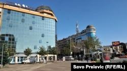 Rizik po zdravlje stanovništva Crne Gore od infekcije novim korona virusom trenutno se smatra visokim (Fotografija: Podgorica)