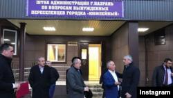 Штаб по вопросам оказания помощи вынужденным переселенцам из Чечни