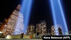 Унаслідок терактів 11 вересня 2001 року у США загинули близько трьох тисяч людей