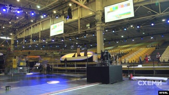 Підготовка до проведення «Євробачення-2017»