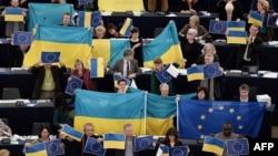 Засідання Європарламенту. Архівне фото