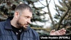 Блогер Сяргей Ціханоўскі, архіўнае фота