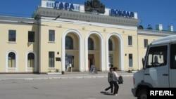 Вокзал в Тирасполе