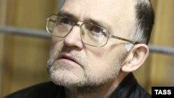Фігурант «Болотної справи» Сергій Кривов