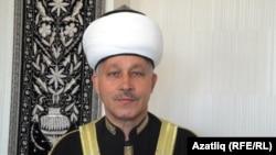 """Ихлас"" мәчете имам-хатибы Мөхәммәт хәзрәт Галләм"