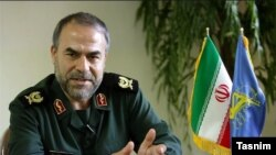 Yadollah Javani, the IRGC's deputy head for political affairs. FILE PHOTO