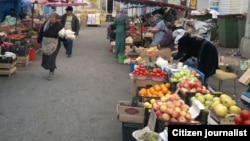 Рынок в Грозном (архивное фото)