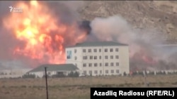 Authorities say two employees at the Araz factory in the town of Shirvan were killed by the July 26 blast and about 20 were injured.
