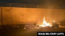 Воздушный удар по международному аэропорту Багдада, 3 января 2020 года