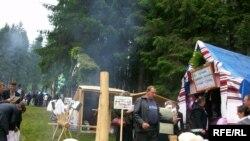 Під час свята «Полонинське літо» презентують полонинську продукцію, 28 травня 2010 року